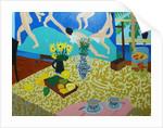 Tea with Matisse, 2014 by Joel Joel