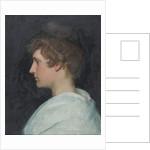 Portrait of a woman, c.1910 by Alice M. Frye Leach
