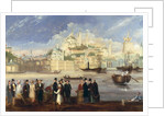 On the Bosphorous, Istanbul by English School