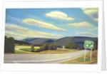 Noonlight in Vermont by David Arsenault