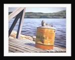 A Day at the Lake by David Arsenault