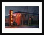 Night on Broadway by David Arsenault