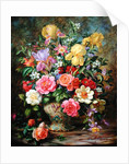 May Flowers, Symbols of Care and Love by Albert Williams