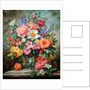 June Flowers in Radiance by Albert Williams