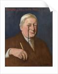 Portrait of Edmund J. Sullivan, 1933 by George Clausen