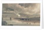 The River Wharfe, 1801 by Thomas Girtin