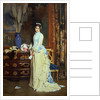 Indecision by Charles Baugniet