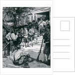 Shays's Mob in Possession of a Courthouse by Howard Pyle