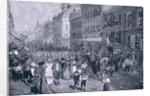 Carnival at Philadelphia by Howard Pyle