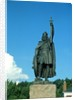 Statue of Alfred the Great by Unknown