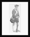 An English Soldier by Howard Pyle