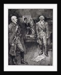 Washington Refusing a Dictatorship by Howard Pyle