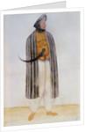 Turkish Man by John White