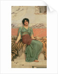 Sweet Dreams by John William Godward