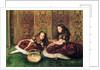 Leisure Hours by Sir John Everett Millais