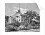 Meeting House at Hingham by English School
