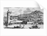 View of Havana by English School