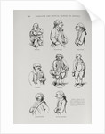 Caricatures from 'The Narrative and Critical History of America', edited by Justin Winsor, London by English School