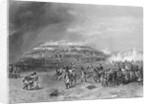 Battle of Bunker's Hill by Alonzo Chappel