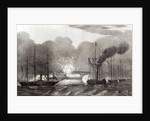 Naval Bombardment of Vera Cruz by American School