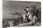 The Passage of the Delaware in 1776 by Thomas Sully