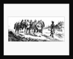 The March of Miles Standish by Joseph