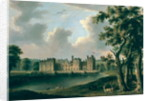 Raby Castle by James Miller