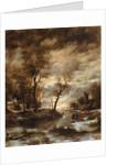Winter in Holland by Remigius van Haanen