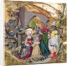 Codex 15.501 The Adoration of the Kings by German School
