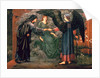 Heart of the Rose by Sir Edward Coley Burne-Jones