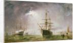 Half Mast High by Robert Dudley