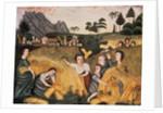 Ark of the Covenant by Erastus Salisbury Field