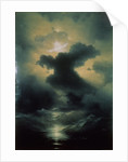 Chaos (The Creation) by Ivan Konstantinovich Aivazovsky