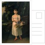 Portrait of Amelia Oginski by Francois Xavier Fabre
