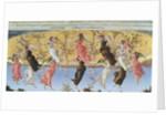 Mystic Nativity by Sandro Botticelli