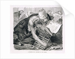 A Learned Man Absorbed in the Koran by Karl Wilhelm Gentz