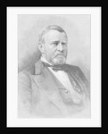 General Ulysses Simpson Grant engraved from a photograph by Mathew Brady