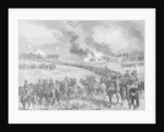 The rear-guard: General Custer's division retiring from Mount Jackson, October 7th 1864 by Alfred R. Waud