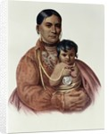 Do-Hon-Go, an Osage Woman by Charles Bird King