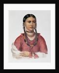 Hayne Hudjuhini or the 'Eagle of Delight' by Charles Bird King