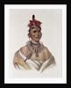 Chon-Ca-Pe or 'Big Kansas', an Oto Chief by Charles Bird King