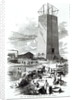 View of Washington Monument as it now Appears by American School