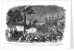 Battle at Corrack's Ford by American School