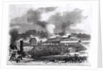 The Battle of Lexington by American School