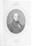 Martin van Buren by engraved by T.W. Hunt