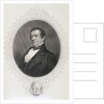 Washington Irving by American School