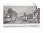 Main street in Worcester by John Warner Barber