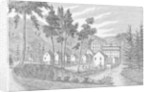 Cotton factory village, Glastenbury by American School