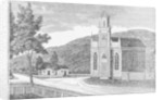 North-east view of the Episcopal church, Kent by American School