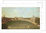 Morville Hall, Shropshire by John Inigo Richards